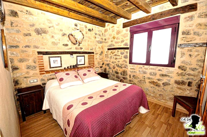 House with 4 bedrooms in El Payo, with WiFi
