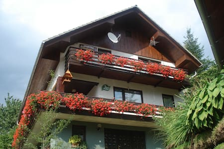 Apartment Podlogar Golica near Bled