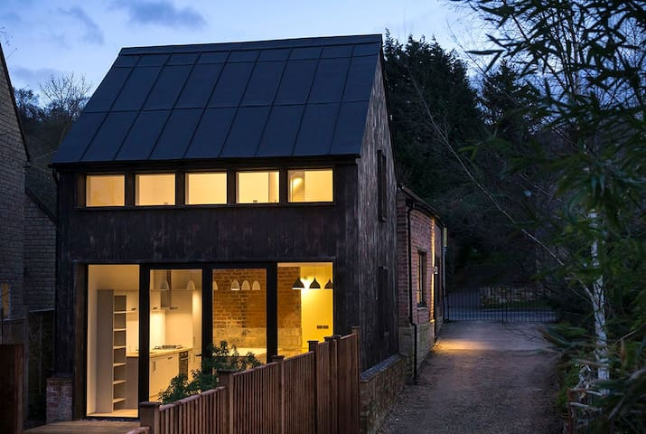 The Blacksmith's Shop - our modern Cotswolds cabin - Gretton - House