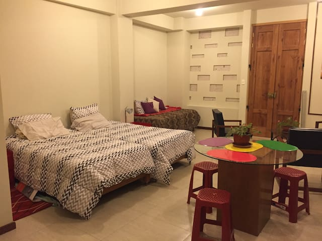 Cozy, comfy and economic apartment - like home! - Arequipa - Loft-asunto