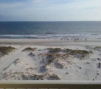 #5603 DIRECT Oceanfront @ Gulf Shores Plantation- - Condominium