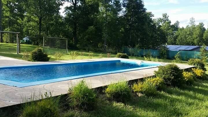 Habitación familiar en hermosa Hostería y piscina