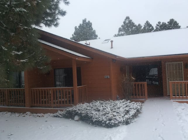 Flagstaff condo for New Years!