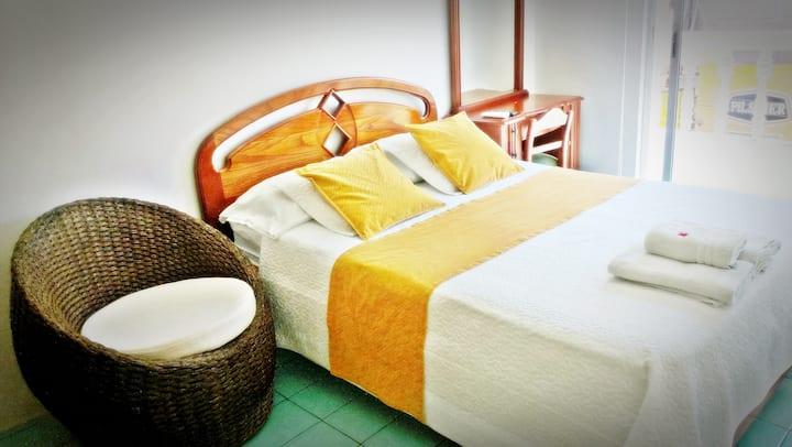 Hostal del Pacifico - Matrimonial Room