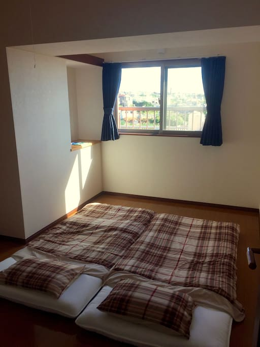 Guest private room
