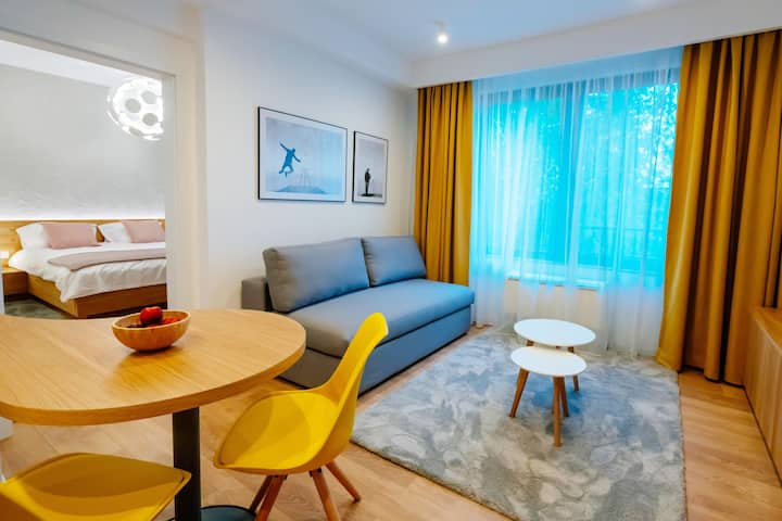 Arbans Elegant & Relaxing Apartment near Old Town