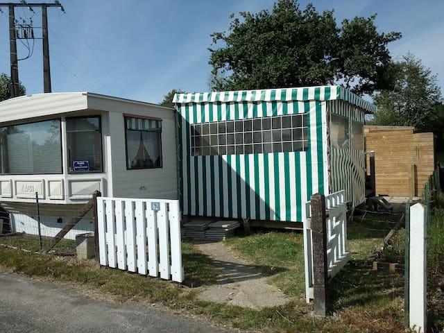 Location Mobil home proche Granville