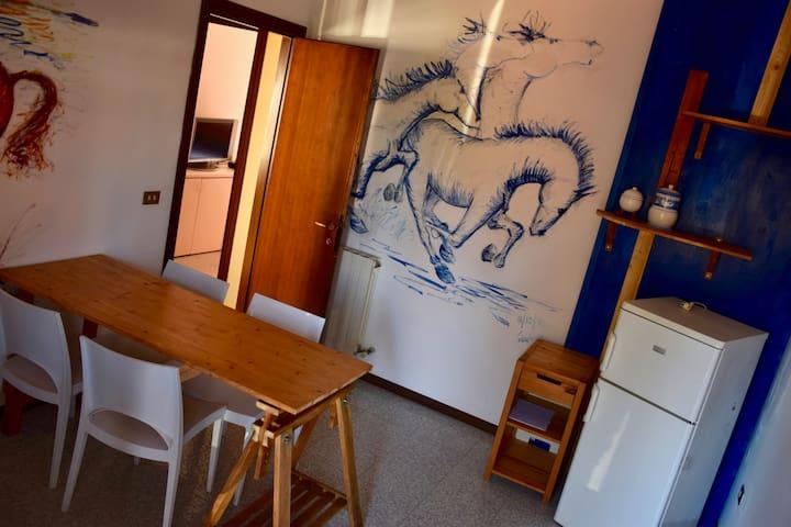 Appartamento al Mare a 45 minuti da Roma