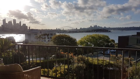 Darling Point - Stunning Sydney Harbour views