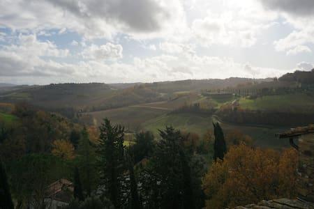 Stanza nel Cuore della Toscana