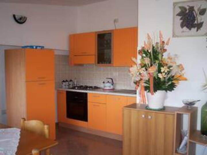 Appartamento vista mare Loc. Porto Pino