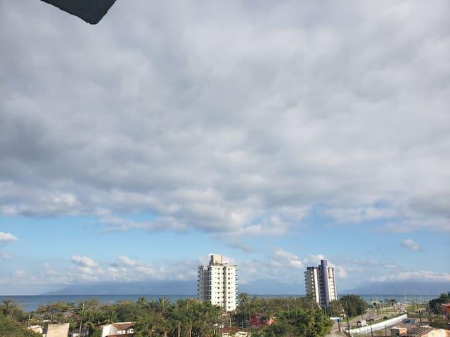 Massaguaçu/Cocanha apartamento com vista
