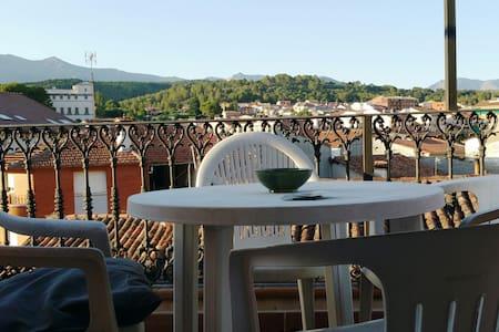 Ático en Arenas de San Pedro con vistas a Gredos - Arenas de San Pedro - 公寓