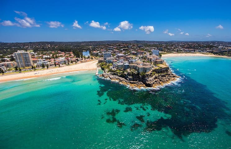Stunning Beach Getaway with Ocean Views