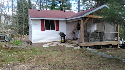 Cosy and affordable Muskoka cabin