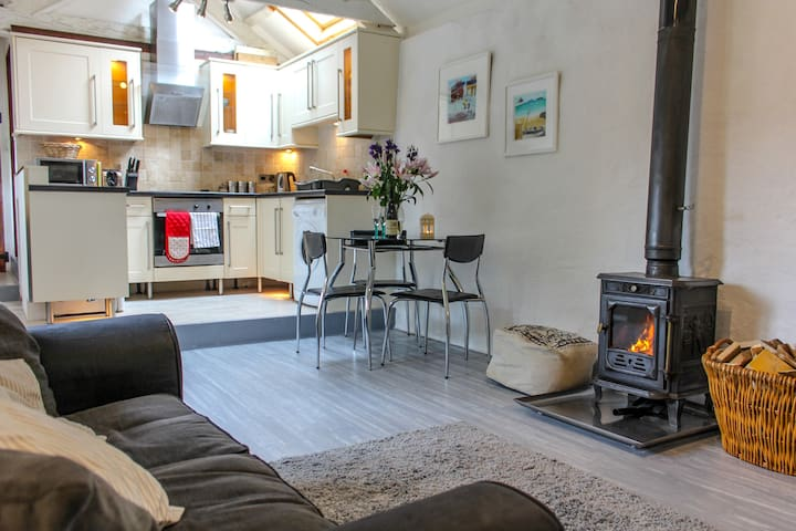Idyllic cottage retreat . - Cornwall - Huis