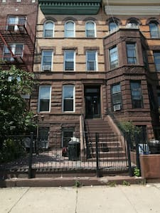 GARDEN APT CROWN HGHTS BROWNSTONE!! - Brooklyn - Apartment