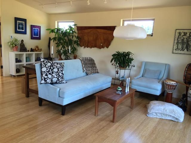 $1550 1bd sublet Jan 19 - Feb 16 - Sebastopol - Apartament