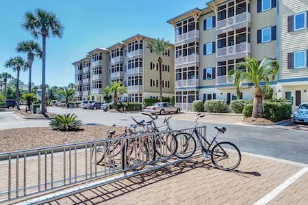Seagrove Highland 1br with pool - Getaway on 30A!  Free amenity pkg! - Seagrove Beach