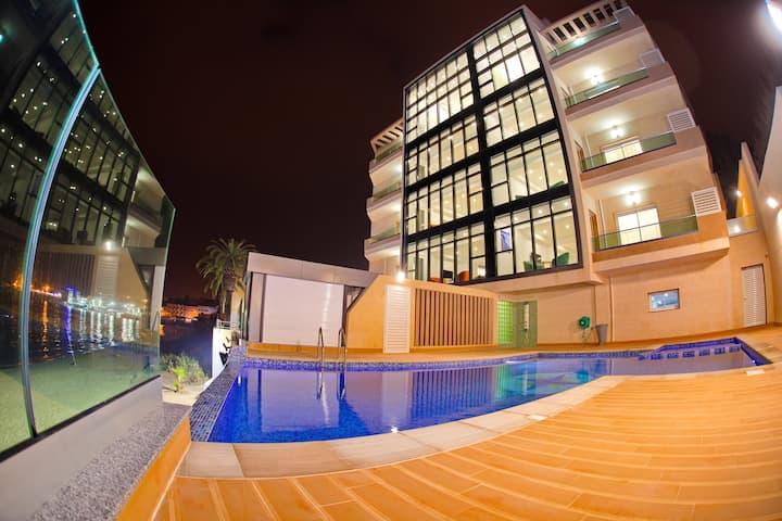 RÉSIDENCE TOURISTIQUE DU PORT «apart hôtel »
