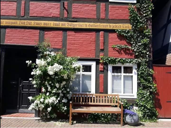 """Historisches Stadthaus """"Inselhaus"""""""