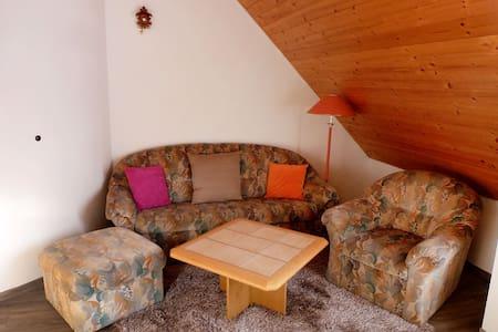 Excellent Apartment Schwarzwaldblick 4425.11 - Schonach im Schwarzwald - Lejlighed
