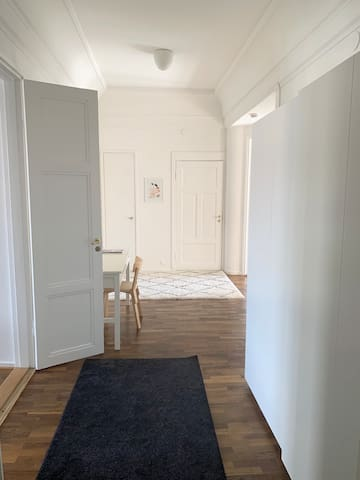 Cosy 3bedroom flat nearby the city center and sea