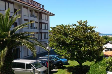 Apartamento en primera línea de playa - Noja