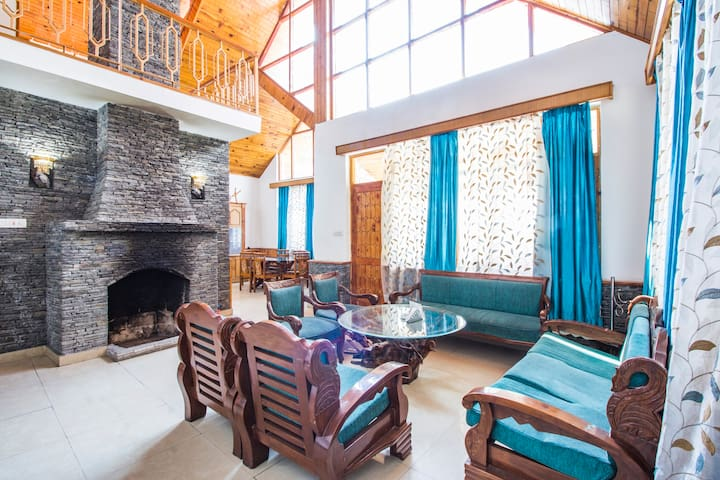 A peaceful abode, 4.3 km from Mall Road - Manali - Villa