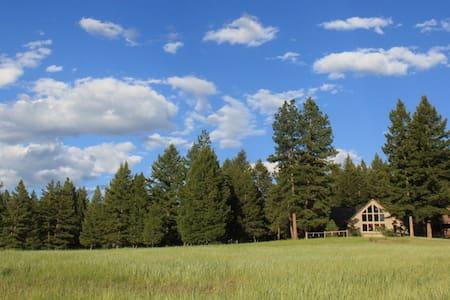Sky Ranch Glamp Site, Peace and Plenty - Clinton - Tält