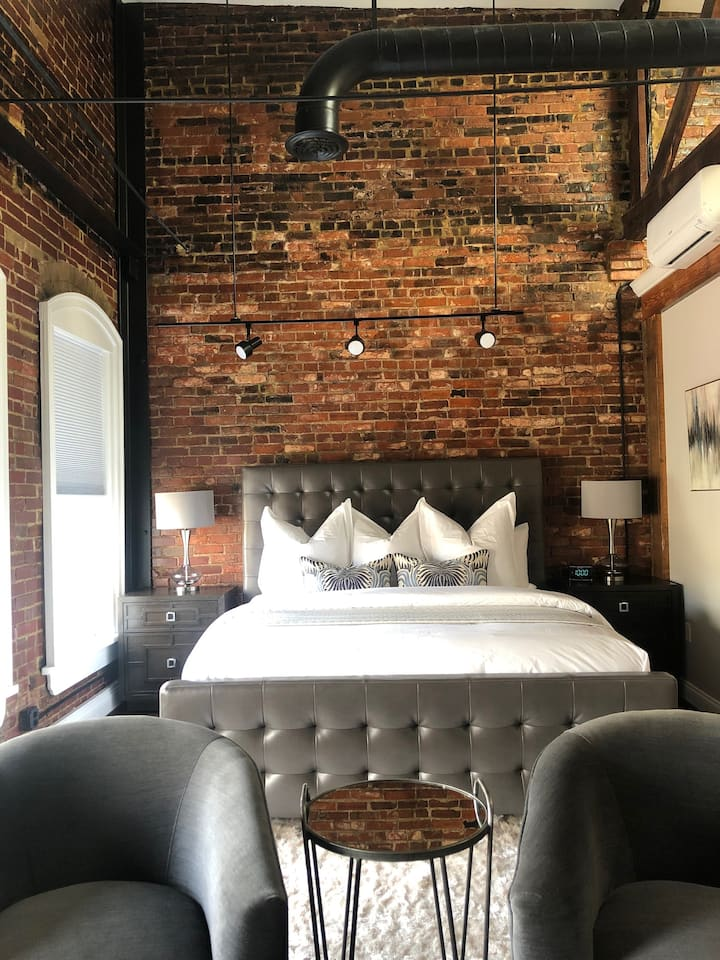 Nordic Suite, The Loft on Davis, Culpeper Downtown