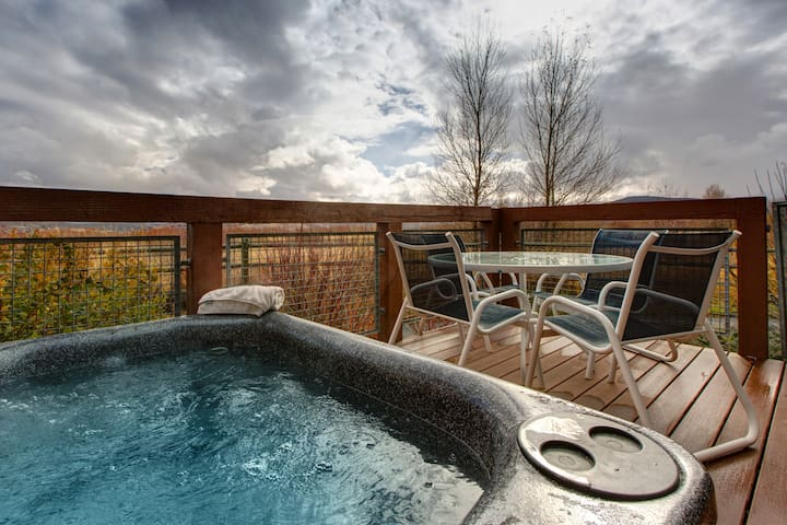2BR Newpark Townhouse with Hot Tub - Park City - Apartamento