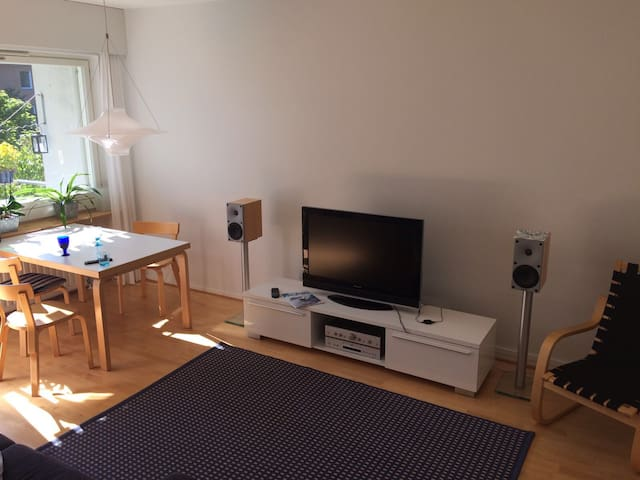 2 rooms apartment in Helsinki area 48m2