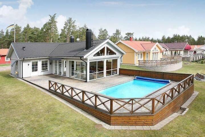 Oceanview Villa Saltkrakan
