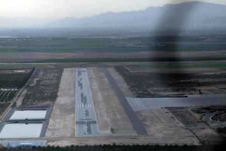 Apartment 2. LELH Airpark (With Aircraft Parking). - Alhama de Murcia