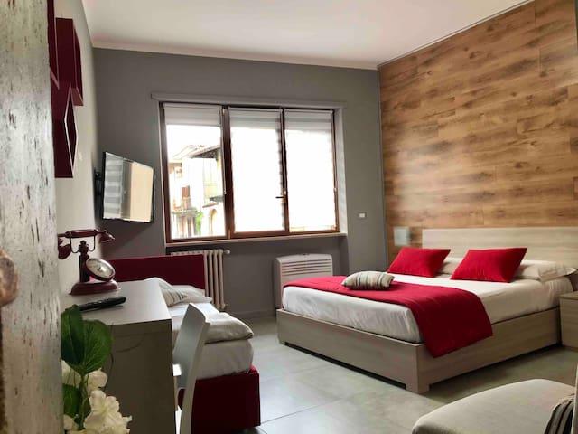 Appartamento Rivarolo Canavese 2/3 posti letto