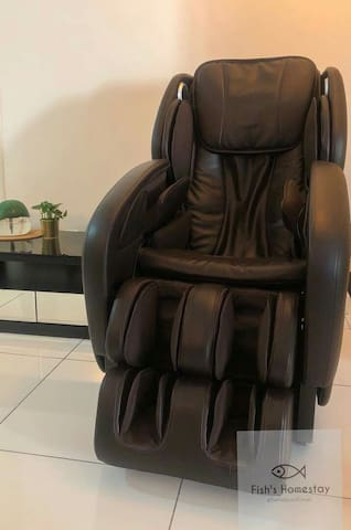 """Massage chair """"in the house,, ☆Value of stay♡"""
