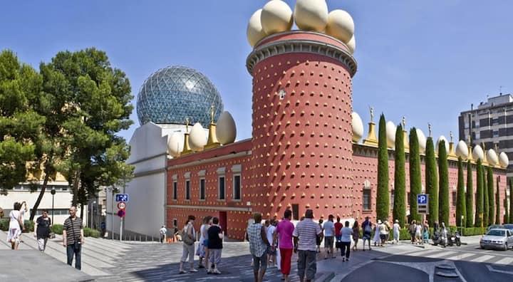 3A Apartamento Al lado del Museo Dalí