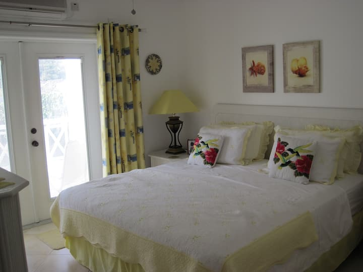 """Oleander""- a Beautiful, Beachside, 1 Bedroom Apt"