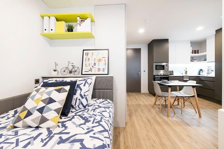 Student Only Property: Lovely Premium Studio