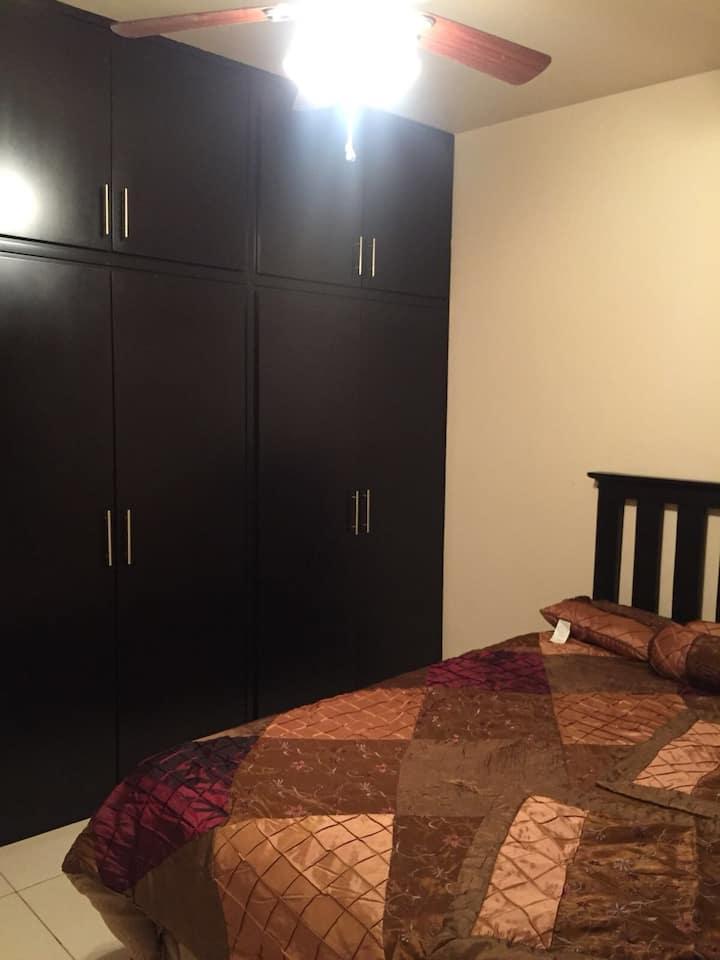 Departamentos completos con dos habitaciones