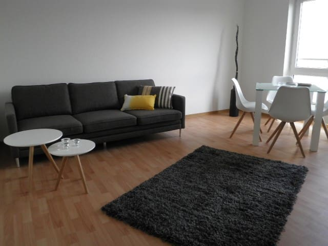Feeling @ home living at a high level 2 rooms 50m²
