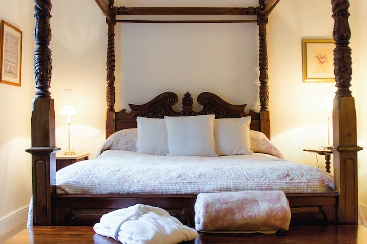 Heavenly Beds with quality linens