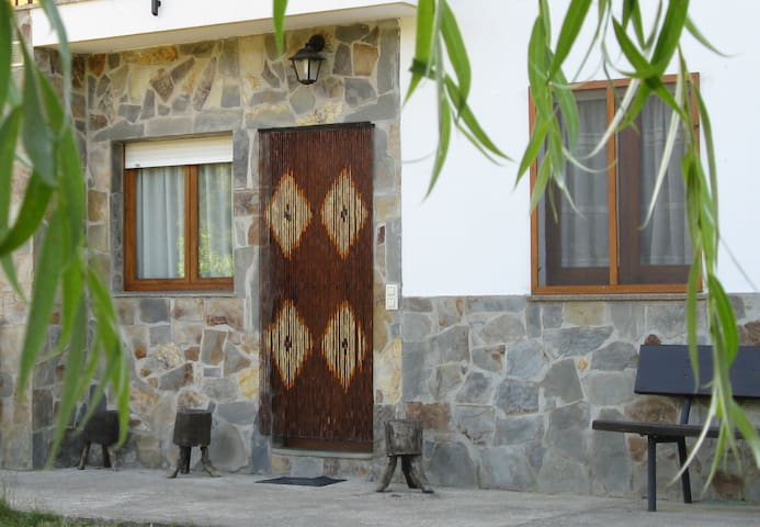 Apartamentos Rurales Casa El Caminero (2 plazas) - Meras - Selveierleilighet