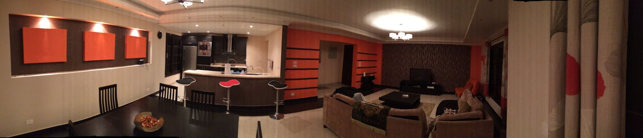 Brand New apartment in New Cairo - New Cairo City - Apartment