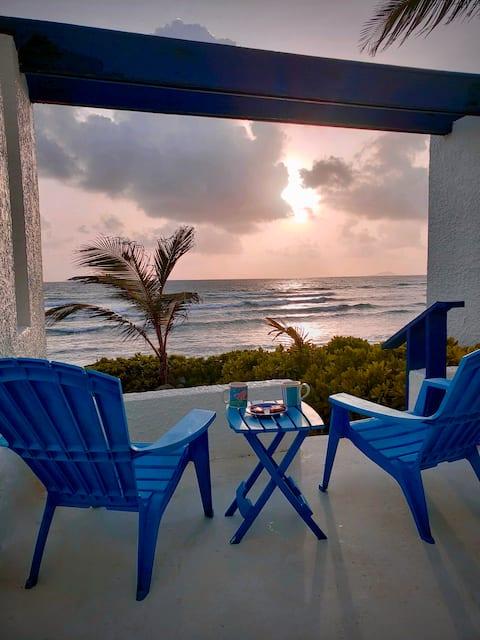 St. Croix USVI Ocean Beach Front Condo