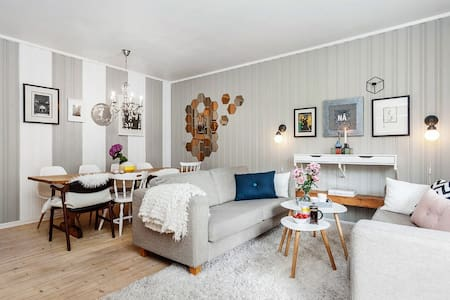 Cozy and central appartement near Storo - Oslo