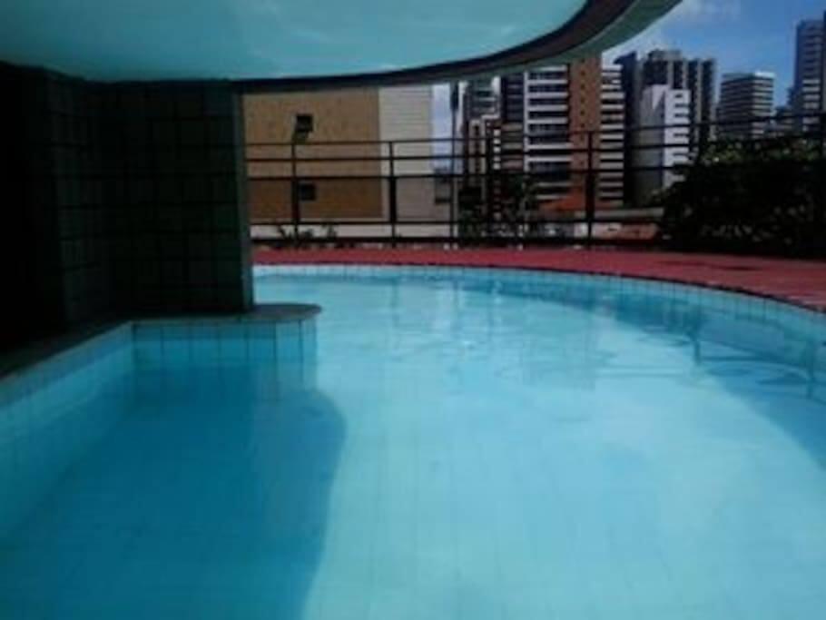 piscina do Flat