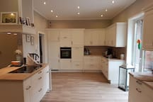 Moderne Wohnung mit toller Küche