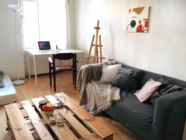 cozy apartment near donaukanal